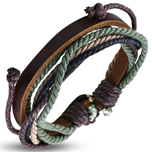 ToGo læder armbånd