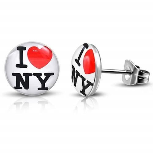 I love NY - ørestik