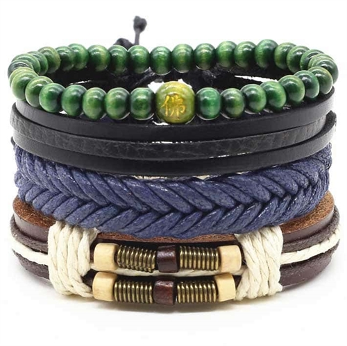 Green armbåndsæt