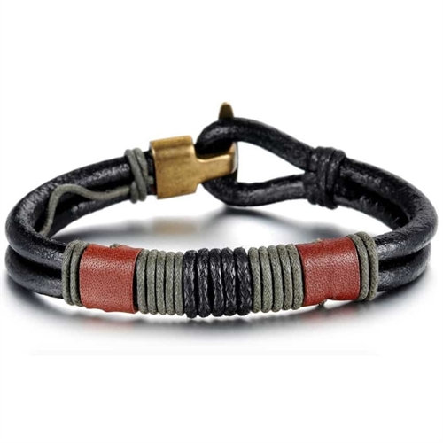 """Image of Armbånd """"Indian Leather"""""""