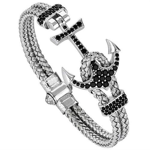 X Steel sailor - Lux armbånd