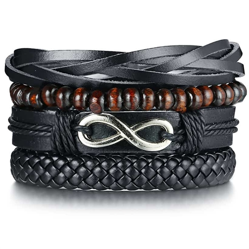 Image of   4 x armbånd fashion.