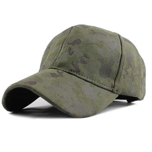 Image of   Grøn armycap H7