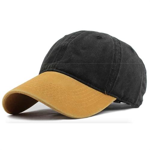 Image of   Yellow/Black Caps