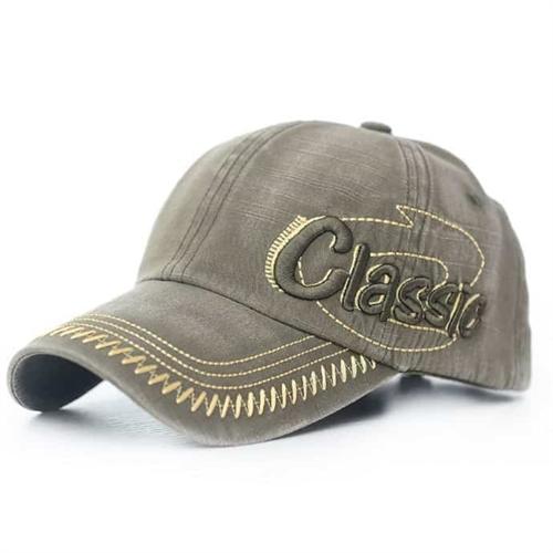 Image of   Classic cap - Grey