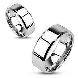 Image of   Forlovelsesring Shiny steel