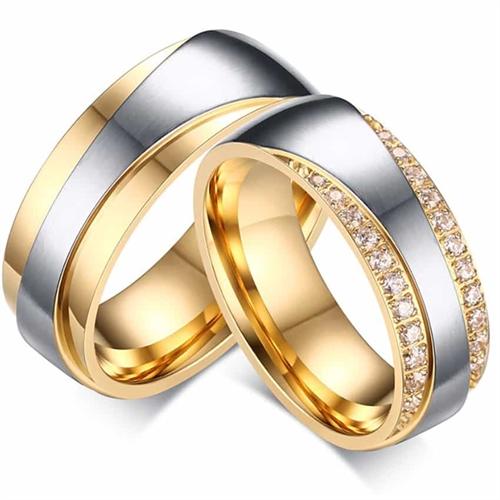 Zerza forlovelsesring