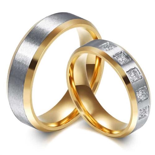 Image of   NEZ forlovelsesring
