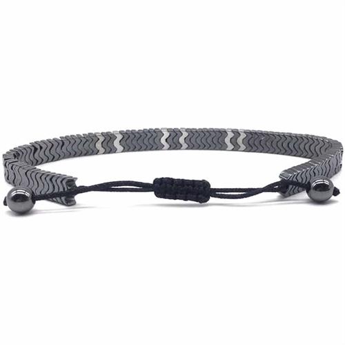 Luxery Hamatit armbånd