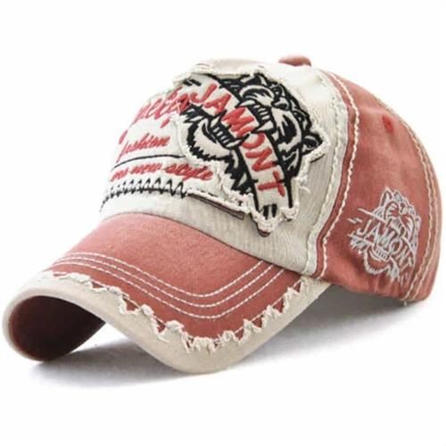 Jamont Hip Baseball cap Red