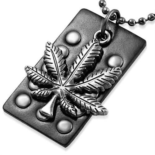 Marihuana læder