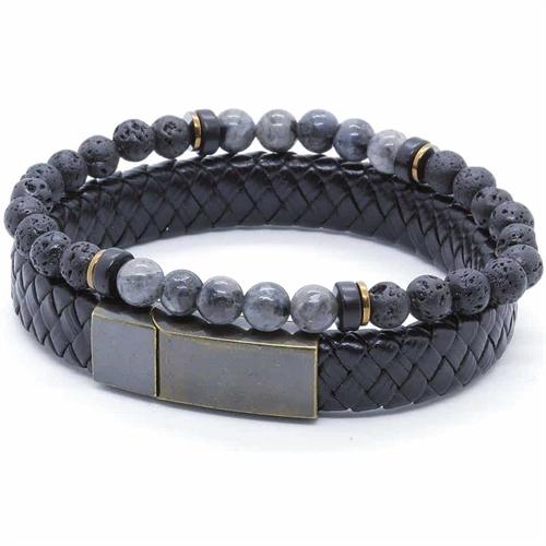 EX. Netri sort og perler 2 stk.