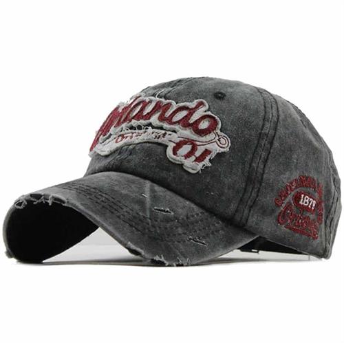 Orlando grey cap