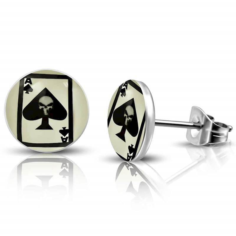 """""""Poker"""" Ørestick 1stk."""