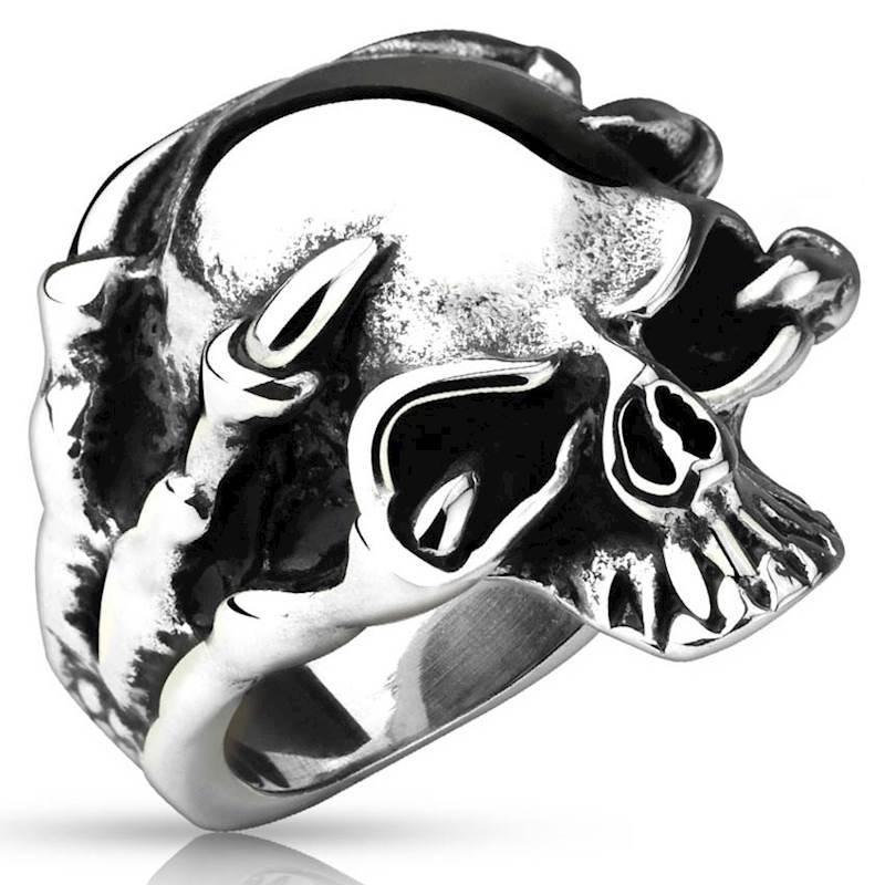 Skull / Bikerring