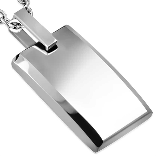 Halssmykke i Tungsten Carbide