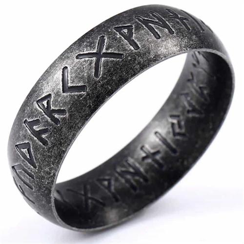 Rune Vikinge ring oxy